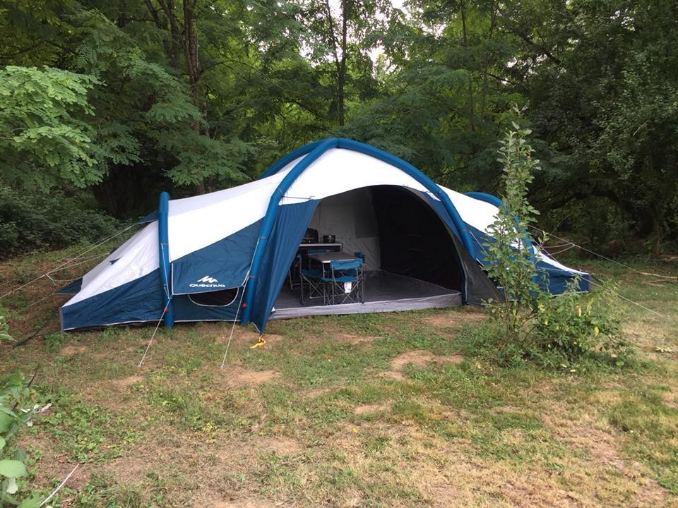 Aire camping-car à Rivières (16110) - Photo 5